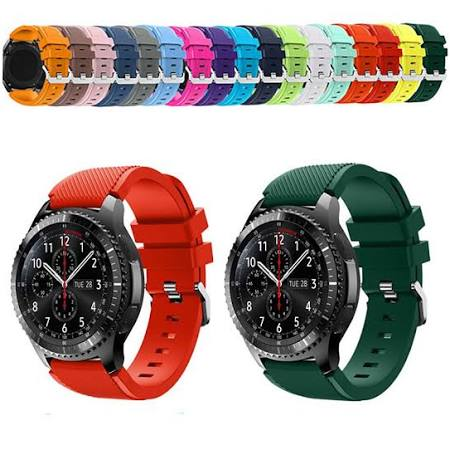 Correas Samsung Gear S3